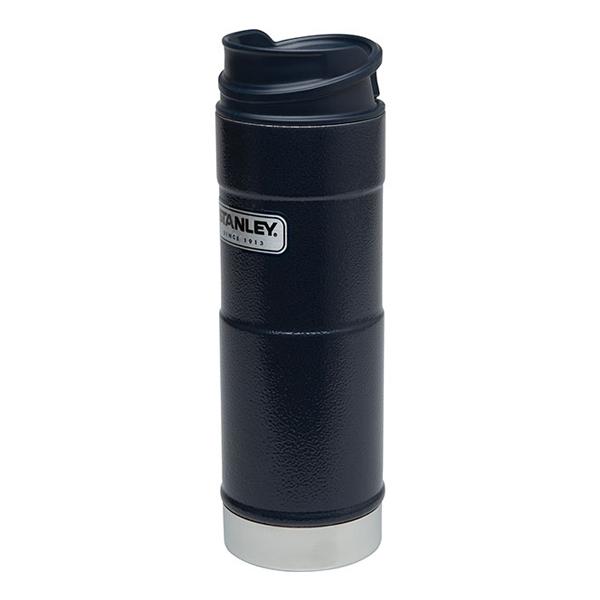 12 oz Classic Vacuum Mug Navy