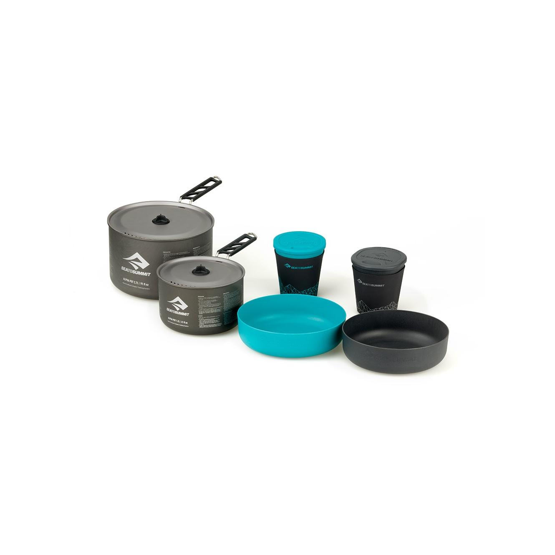 Alpha 2 Pot Cook Set 2.2
