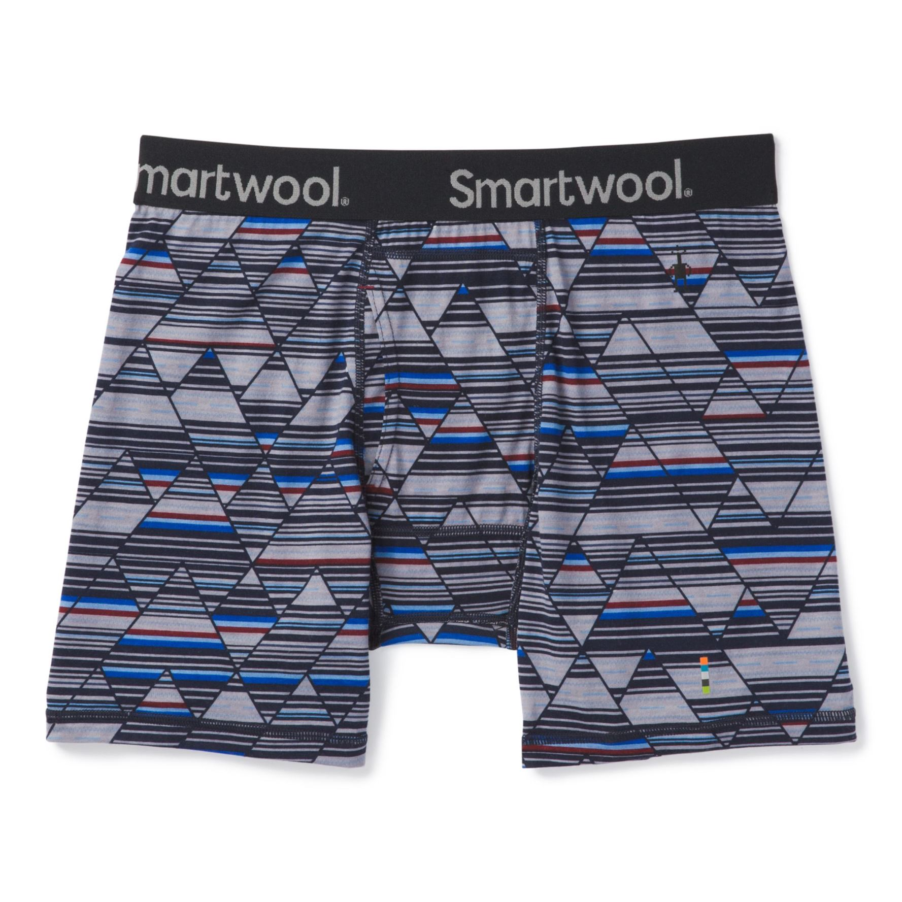 Merino 150 Print Boxer Brief - Men's