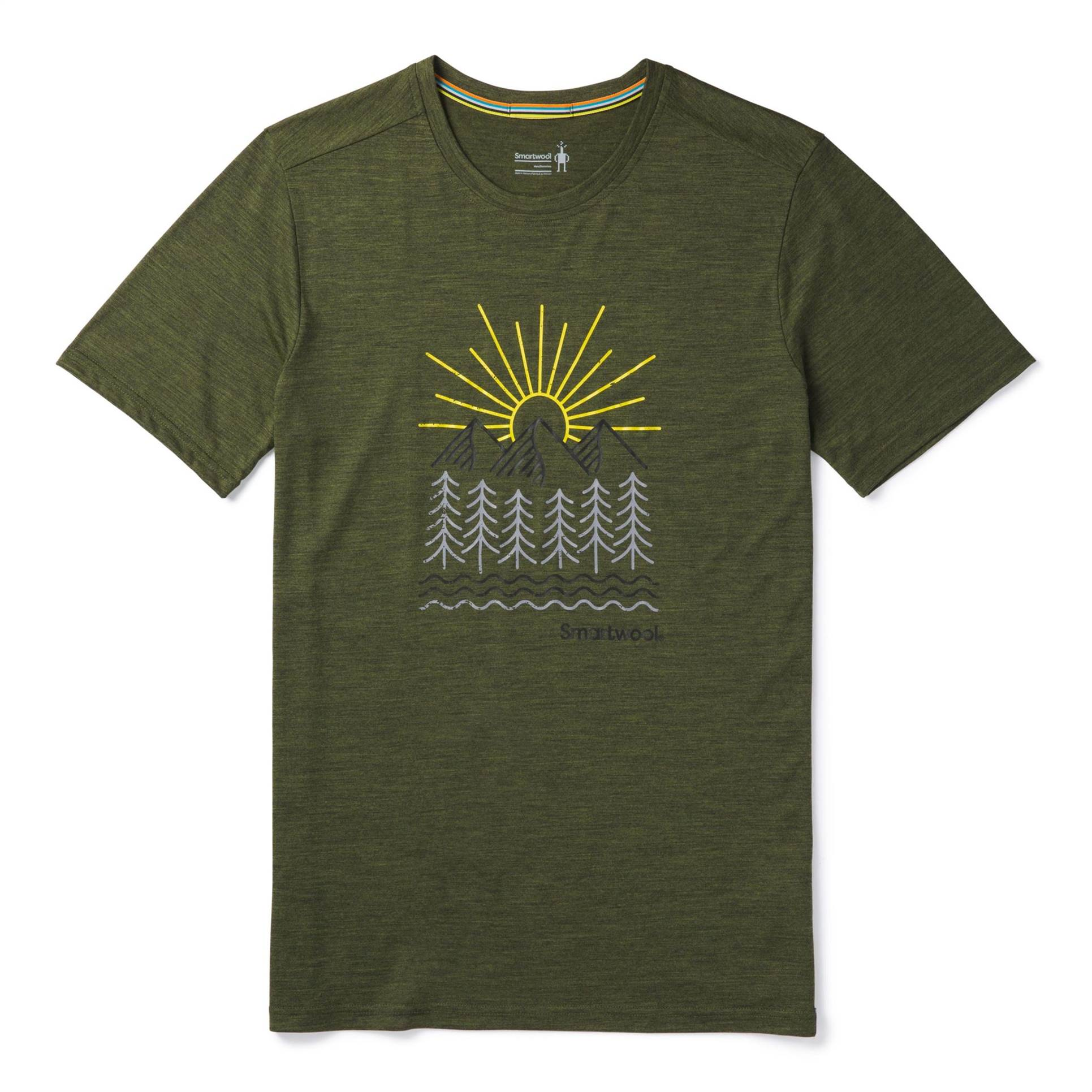 Merino Sport 150 Mountain Morning Tee - Men's