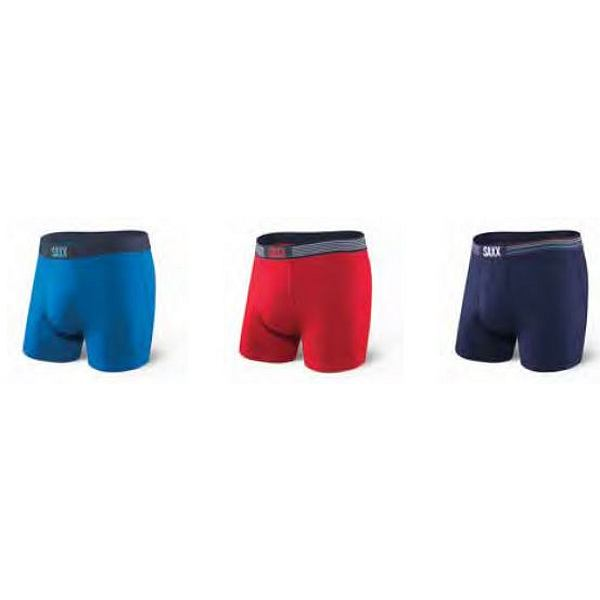 Ultra Boxer Fly 3 Pack - Men's