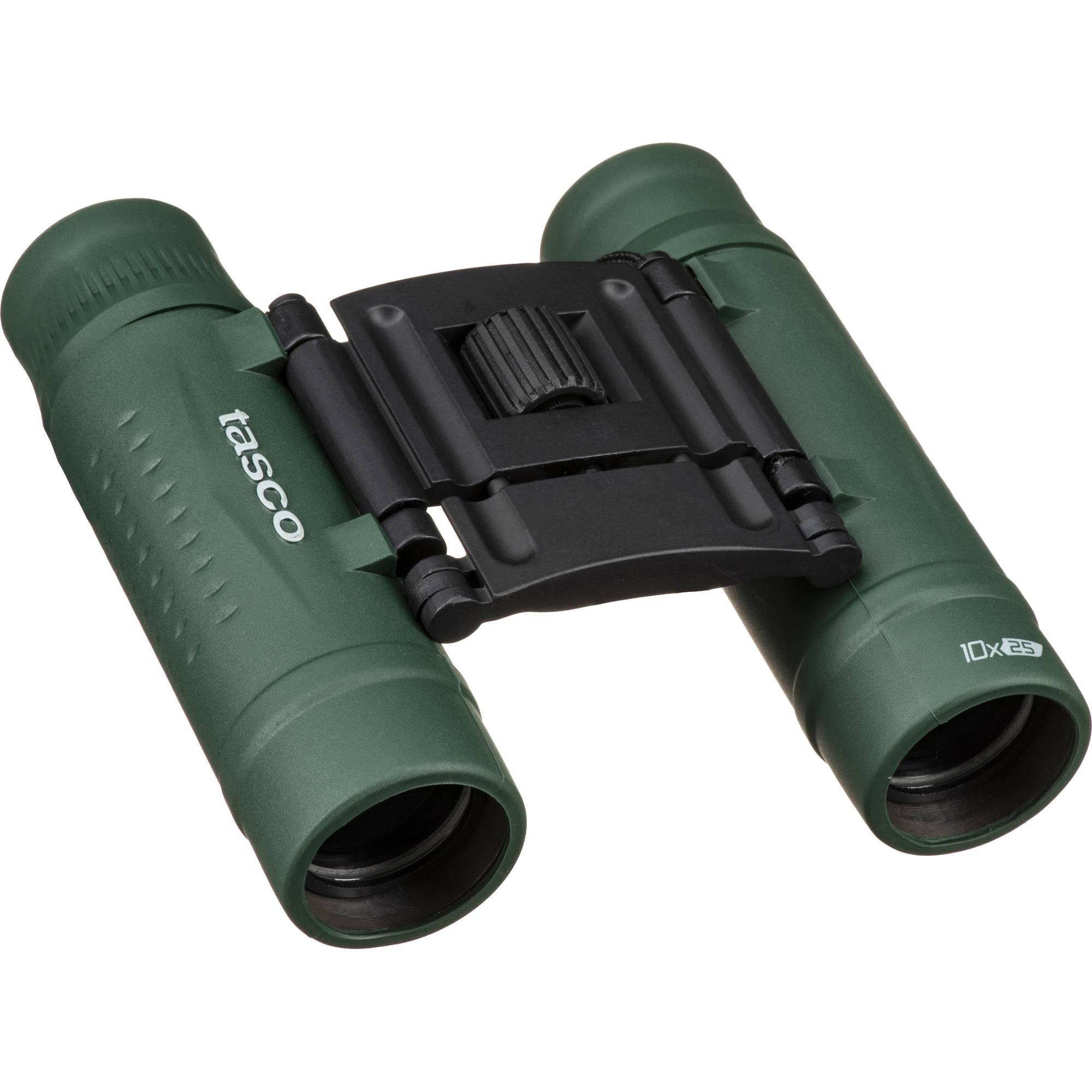 10 x 25 Binocular - Green
