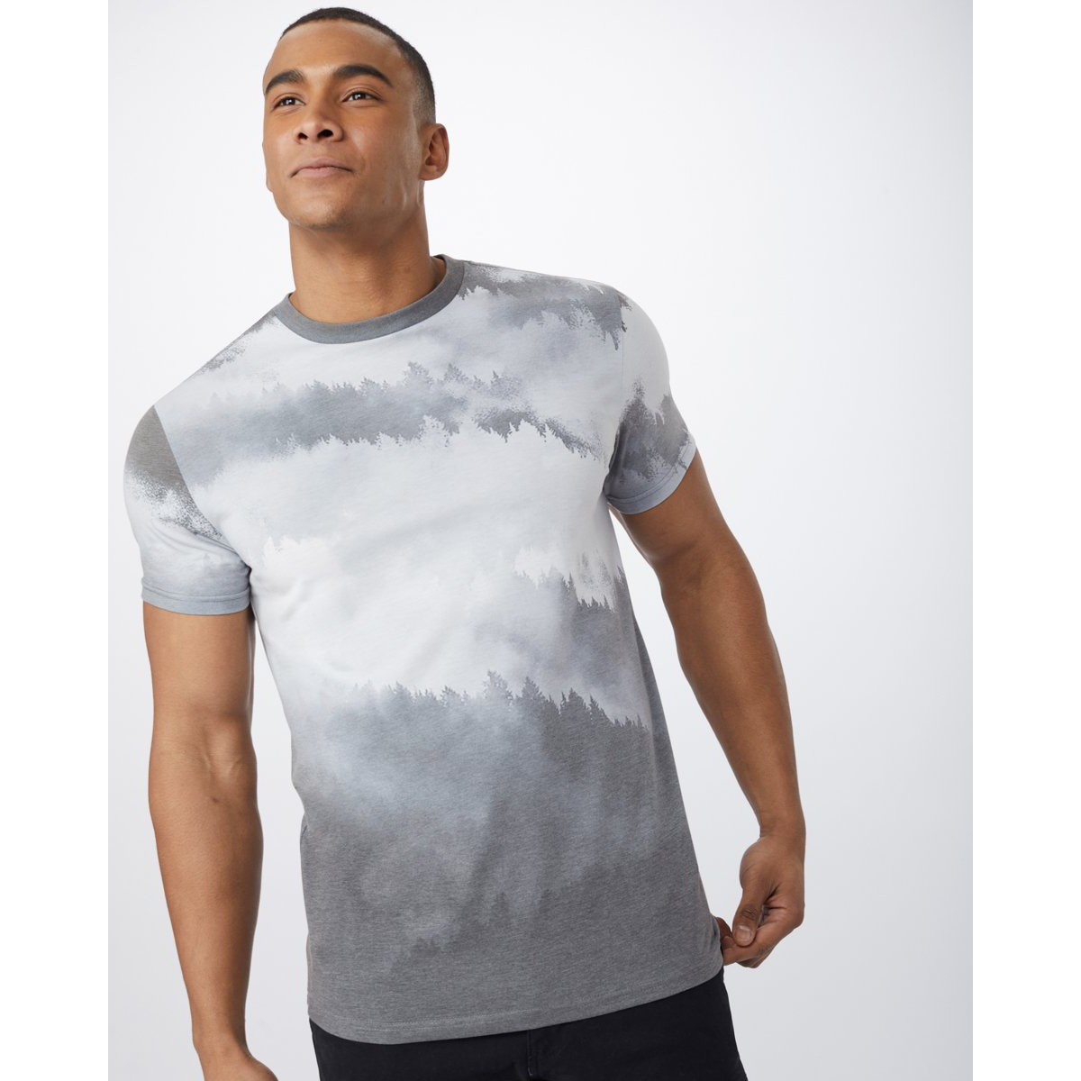Foggy Mountains Tee - Men's