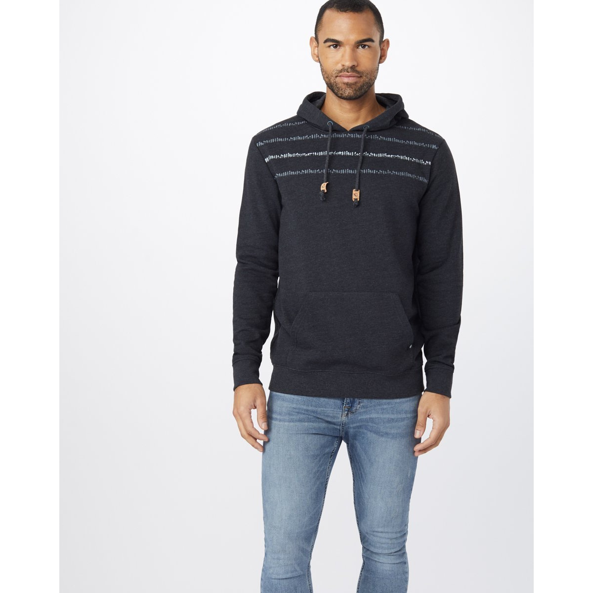 Support Stripe Hoodie - Men's