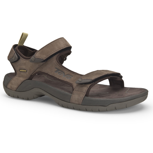 Tanza Leather Sandal - Men's