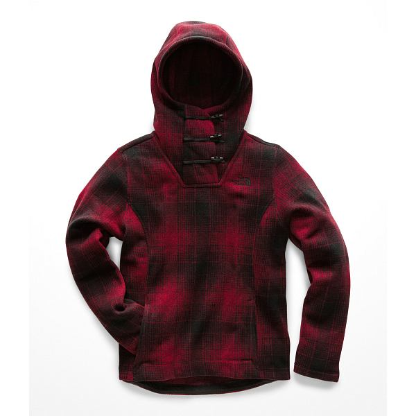 Crescent Hooded Pullover - Women's