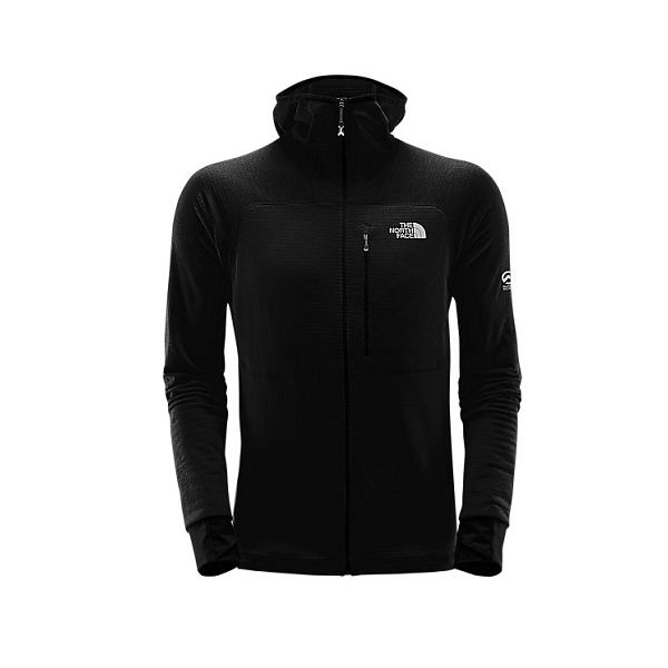 Summit L2 Proprius Grid Fleece Hoodie - Men's