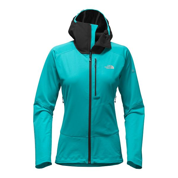 Summit L4 Windstopper Softshell Hoodie - Women's