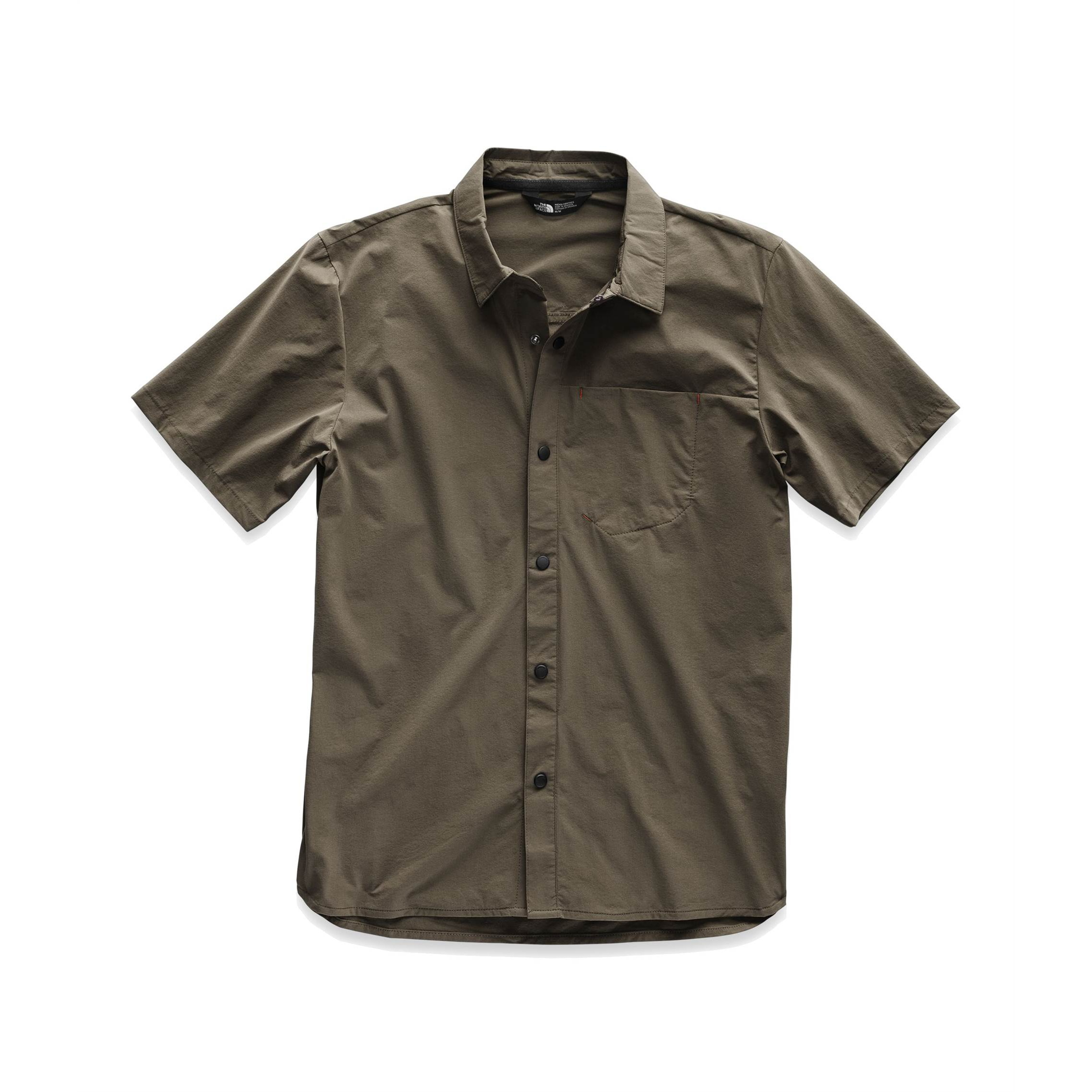 North Dome Shirt Short Sleeve - Men's