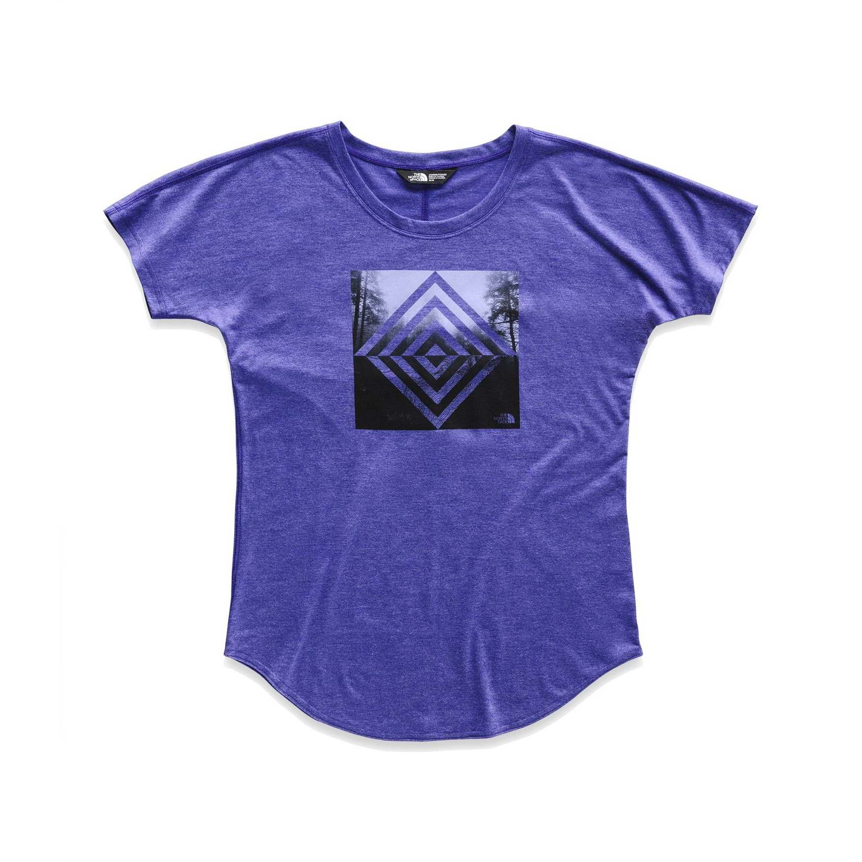 Good Ole Geode Triblend Tee - Women's