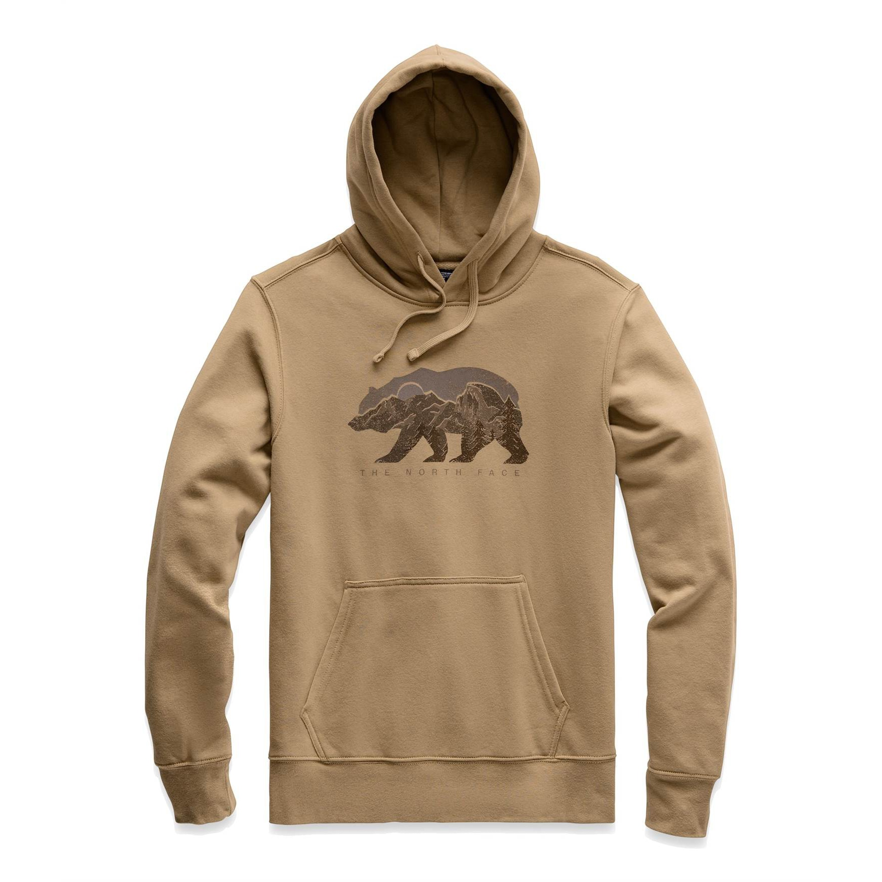 Bearscape Pullover Hoodie - Men's