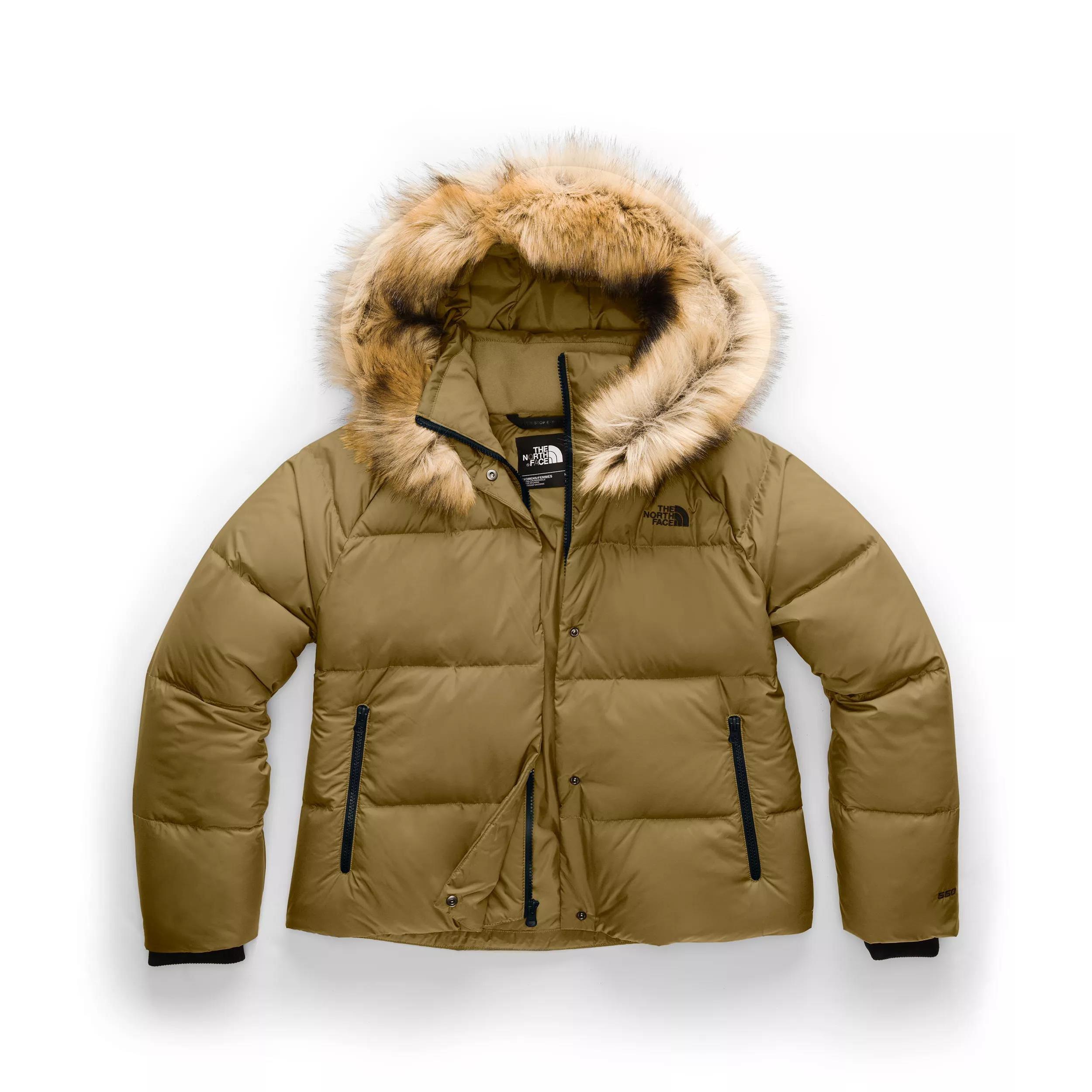 Dealio Down Crop Jacket - Women's