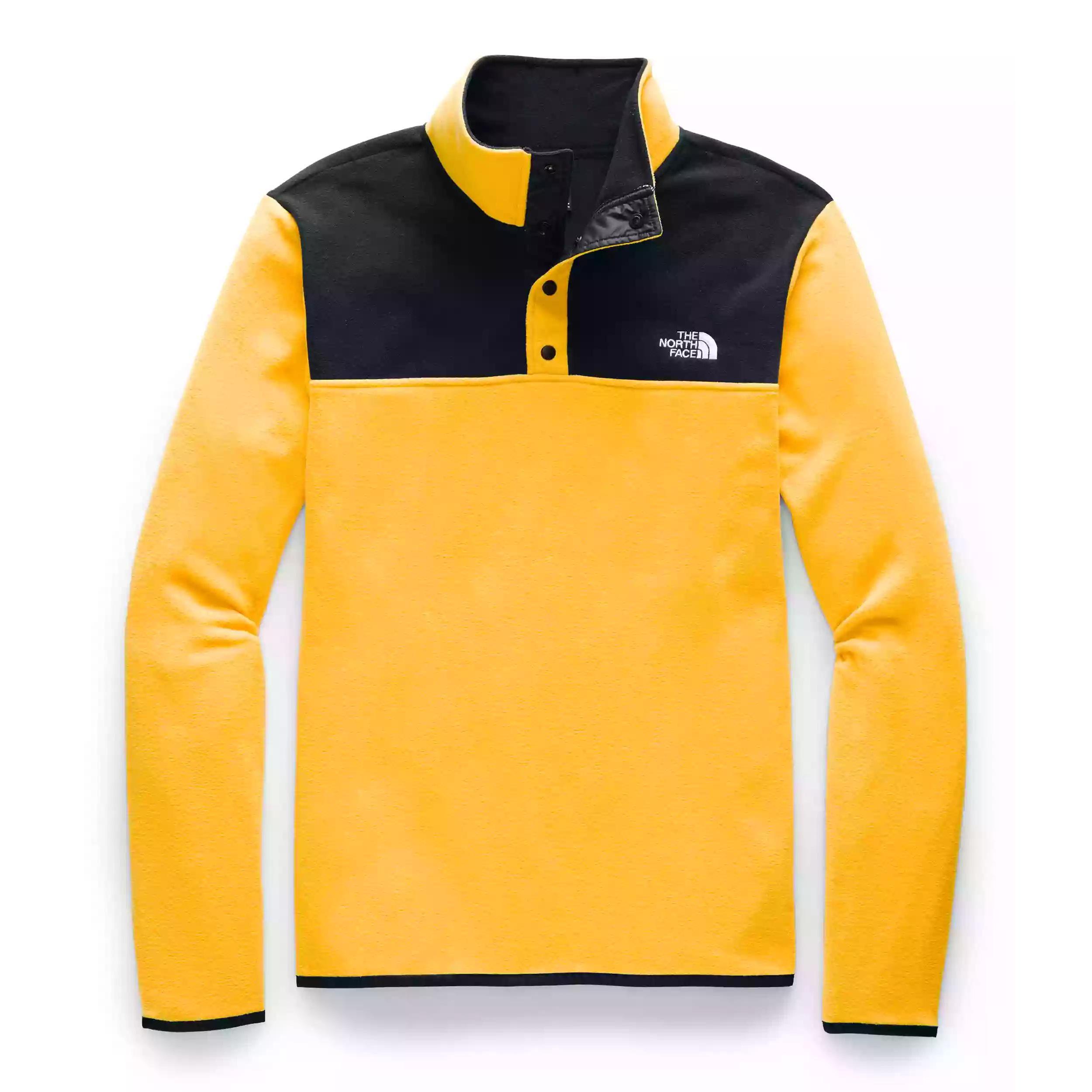 TKA Glacier Snap Neck Pullover - Men's
