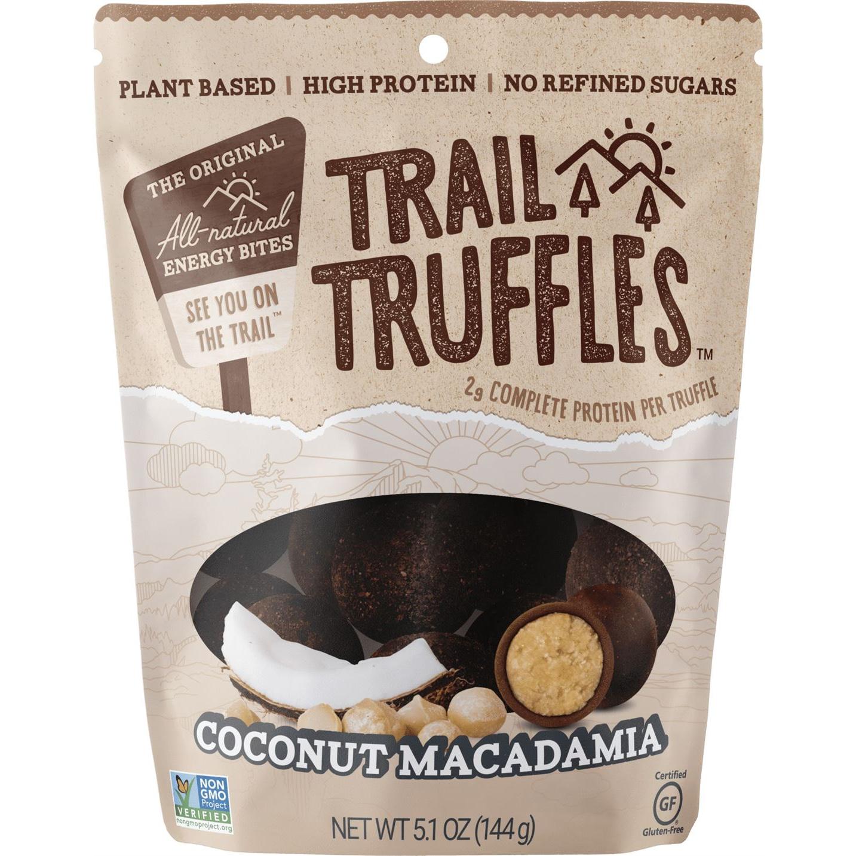 Trail Truffles Coconut Macadamia