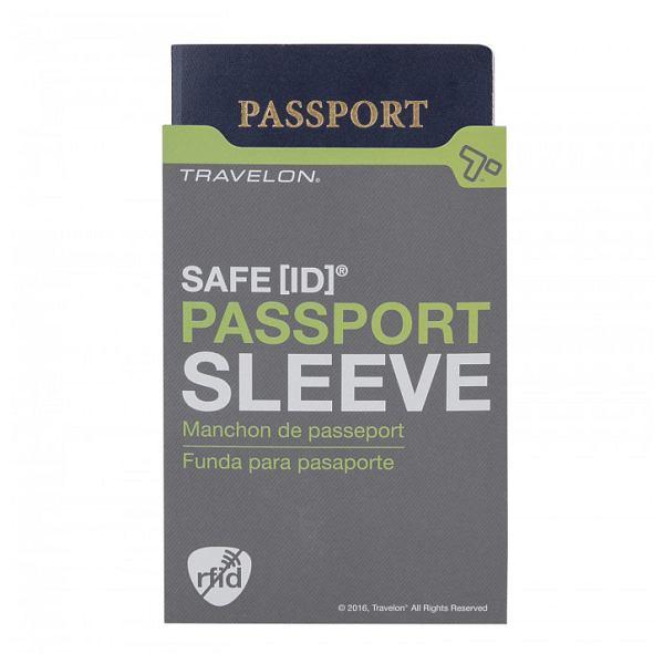 Safe ID RFID Passport Sleeve
