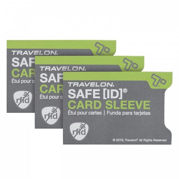 RFID Blocking Card Sleeves 3pk