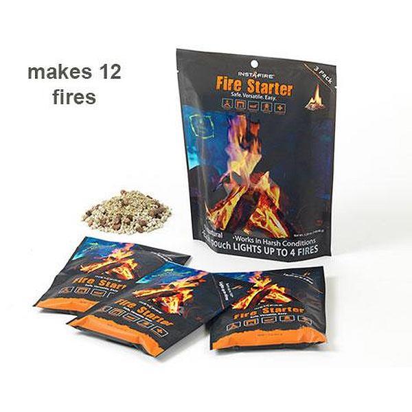Insta-fire Fire Starter