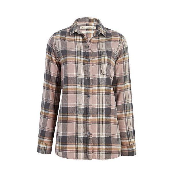 Pemberton Boyfriend Shirt - Women's
