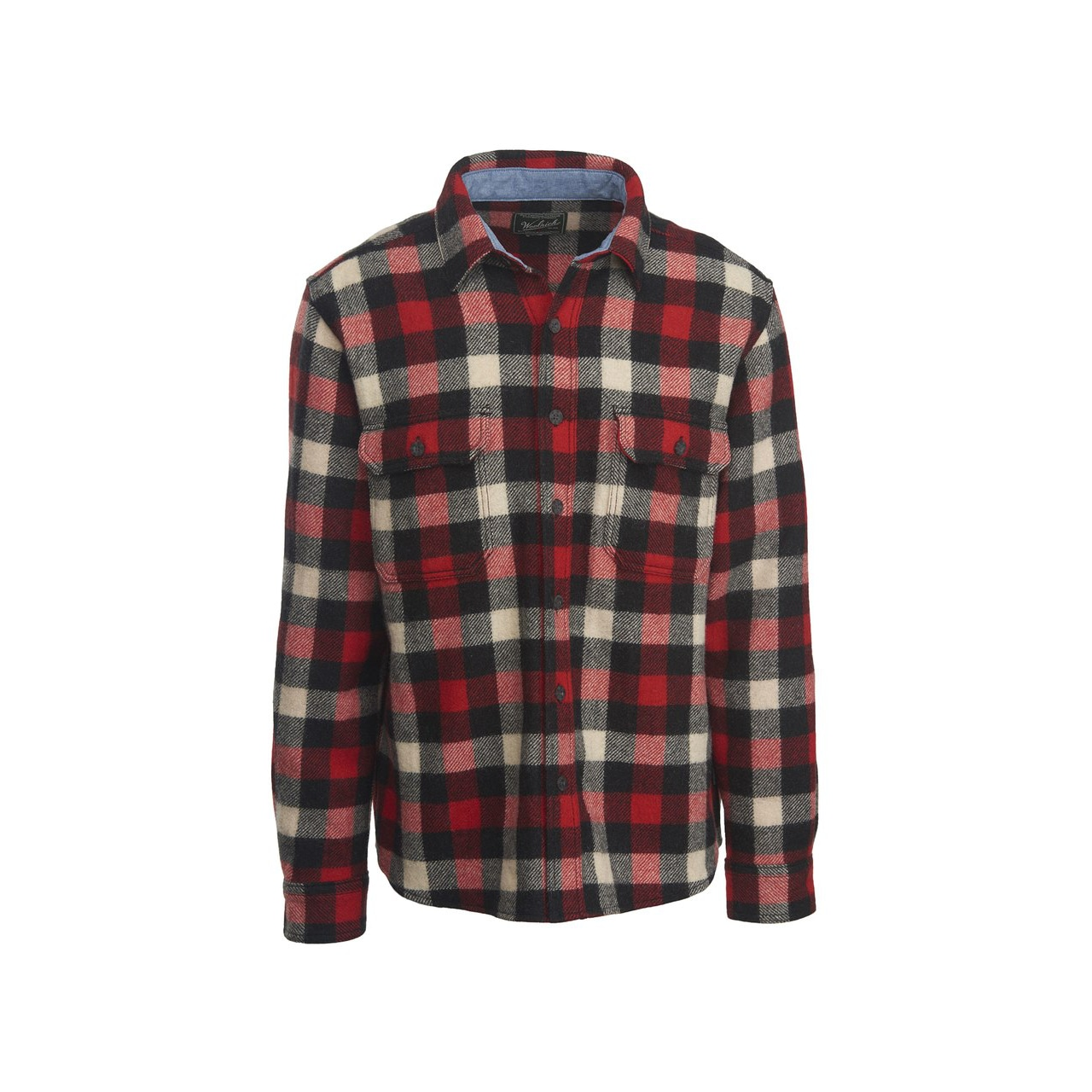 Wool Buffalo Shirt - Men's