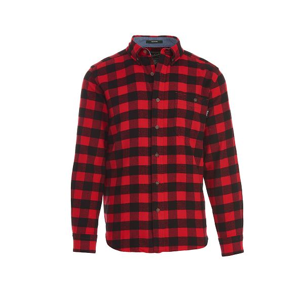 Trout Run Flannel Shirt Long Sleeve - Men's