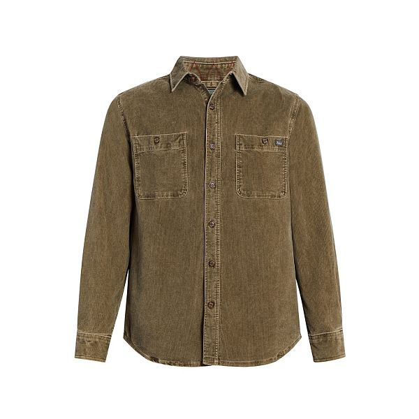 Hemlock Cord Shirt - Men's