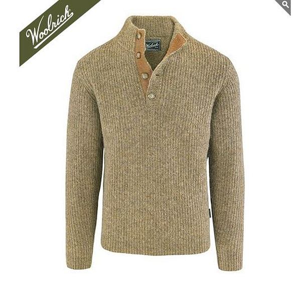 The Woolrich Sweater - Men's