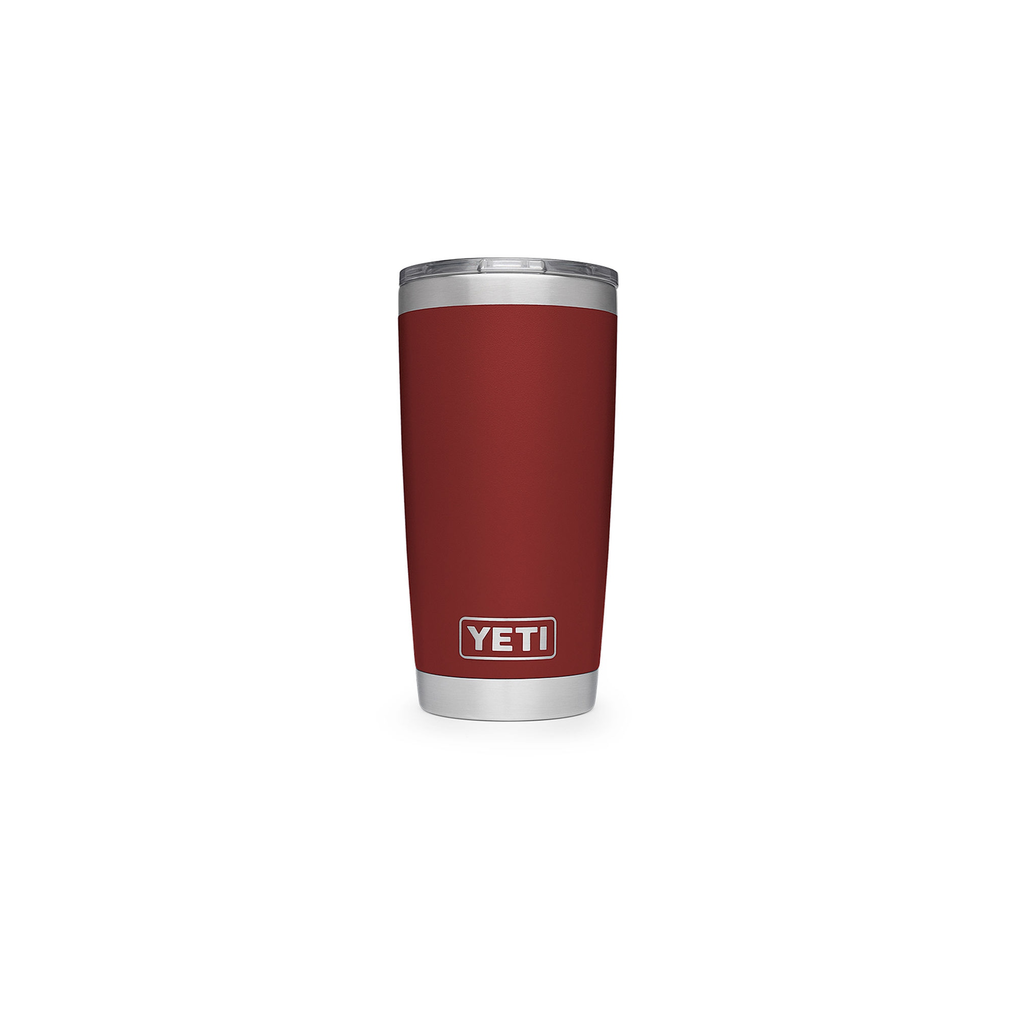 Rambler 20oz Tumbler Brick Red