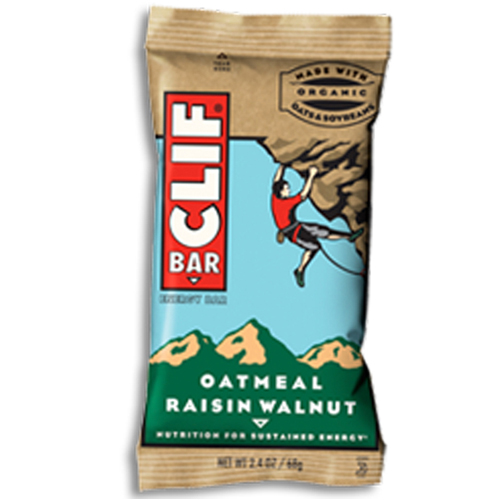 Oatmeal/Raisin/Walnut Clif Bar