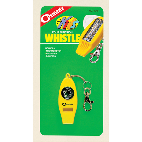 Kids 4 Function Whistle