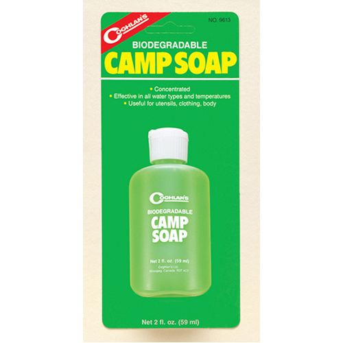 2 oz Camp Soap