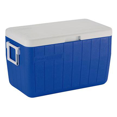 48 qt Cooler Blue