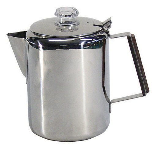 3 Cup Stainless Steel Percolator